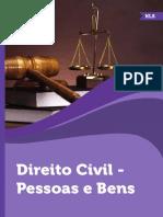 Civil- Pessoas e Bens - Livro KLS.pdf