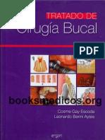 TRATADO DE CIRUGIA BUCAL - COSME GAY