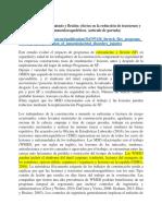 ARTICULO-Programas de Estiramiento y Flexión