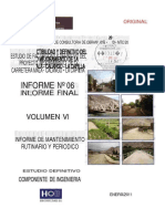 Inf. Mant Rutinario y Periodico