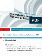 ISEP20182aula8 Calculo de Rede