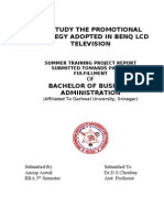 benq traning report22