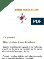 ESTRUCTURA DE LEWIS Y GEOMETRIA .ppt