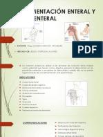 Alimentación Enteral y Parenteral (1)
