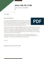 elizabeth krebsbach cover letter   resume