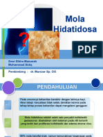Mola Pregnancy Ppt