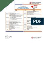 Programa General Foro de Ing 2018
