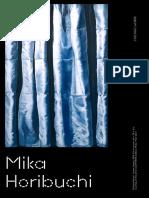 REFERENCE Mika Horibuchi Brochure 2018720 00