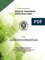 Modul Praktikum Budidaya Tanaman Hortikultura