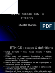 An Introduction to Ethics Be-1.Ppt