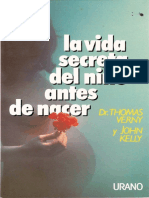 Verny, La Vida Secreta Del Niño Antes de Nacer