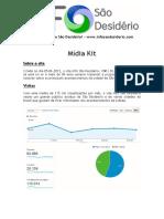 Kit Midia Info Sao Desiderio