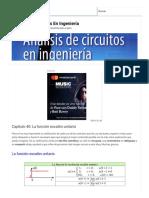 Capítulo 40_ La función escalón unitario _ Análisis de Circuitos En Ingeniería