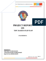 Final Report on VLSI