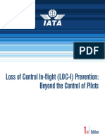 LOC Prevention Beyond the Control of Pilots