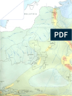 Peta Geologi Kalimantan - Wilayah Timur