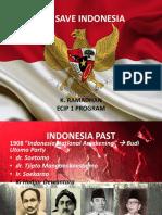 Bbc. the Unity of Indonesia