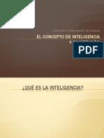 08 - Concepto de Inteligencia (1)