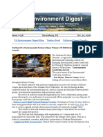PA Environment Digest Oct. 29, 2018