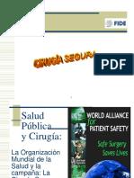 Acreditación de Establecimientos de Salud y Servicios Médicos de Apoyo