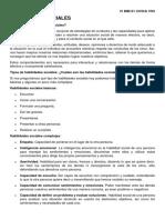 IV Bim s1 Civica 1ro Habilidades Sociales