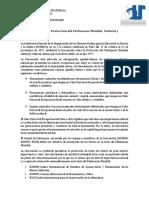 Convención Sobre La Protección Del Patrimonio Mundial