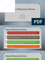 Boston Physicians Divices