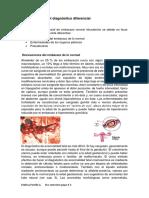 Generalidades Del Diagnóstico Diferencial