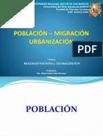 Rna17 - Teoria - Clase 04 - Poblacion Migracion Urbanizacion