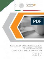 Guia Para La Comercializacion de Medicamentos en Farmacias