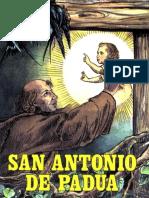 Vida de San Antonio de Padua