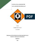 Paper Pengantar Agroindustri
