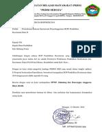 SURAT PERMOHONAN PKBM SEROJA  BELITUNG TIMUR PROV KEPULAUAN BANGKA BELITUNG.pdf