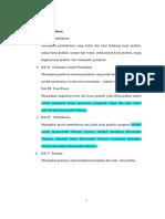 Sistematika Penulisan Bab 1