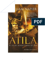 Atila El fin del mundo vendrá del Este - William Napier