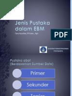 P3 Dan P4_ Jenis Pustaka Dalam EBM