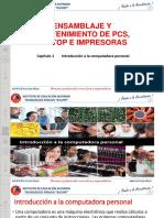 Ensamblaje y Mantenimiento de Pcs, Laptop e