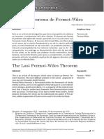 Dialnet-ElUltimoTeoremaDeFermatWiles-5420550