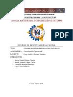 Investigacion Operativa II Responsabilidad Social