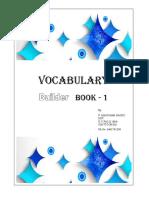Vocabulary.book - 1 PDF