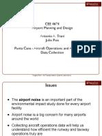 Airport Planning and Design PuntaCana_Airport_CaptureDataDay1_2014