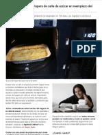 Peruanos Optan Por Tapers de Caña de Azúcar en Reemplazo Del Tecnopor