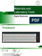 02 Materials and Laboratory Tools