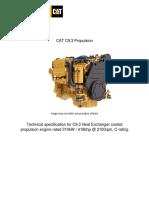 C93 310bkW Spec Sheet HEX