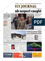 San Mateo Daily Journal 10-27-18 Edition