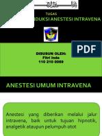 obat induksi anestesi