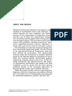 Fundamentals of Temperature, Pressure, and Flow Measurements. Robert P. Benedict