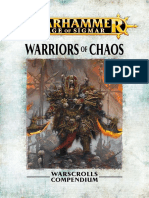 Warhammer Aos Warriors of Chaos It