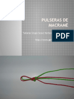 PulserasMacrame