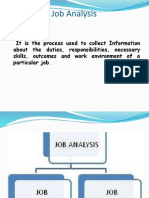 Job- Analysis